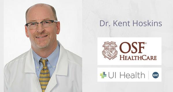 Dr. Kent Hoskins, OSF HealthCare