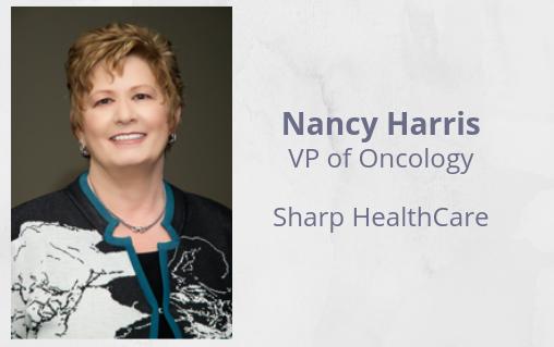 Nancy Harris (Sharp HealthCare)